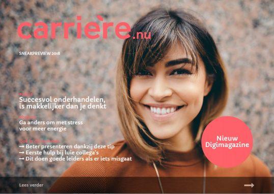 overzicht - magazine.carriere.nu.